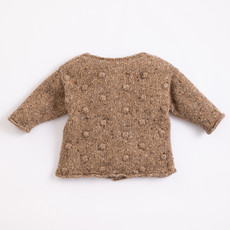 Play Up Knitted Cardigan Paper