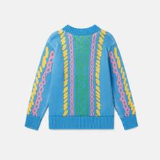 Stella McCartney Comic Bubbles Knit Jumper