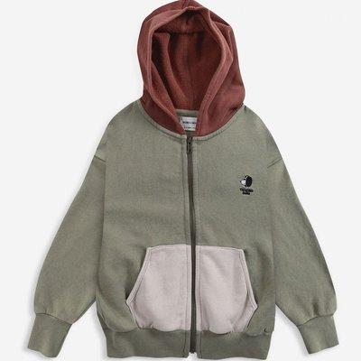 Bobo Choses Doggie zipped hoodie