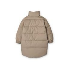 Liewood Peppe puffer coat Oat