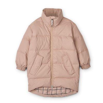 Liewood Peppe puffer coat Rose