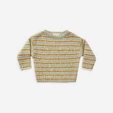Rylee + Cru Agave Gold Stripe
