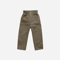 Rylee + Cru Paperbag Pants