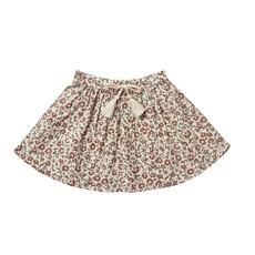 Rylee + Cru Mini Skirt Stone