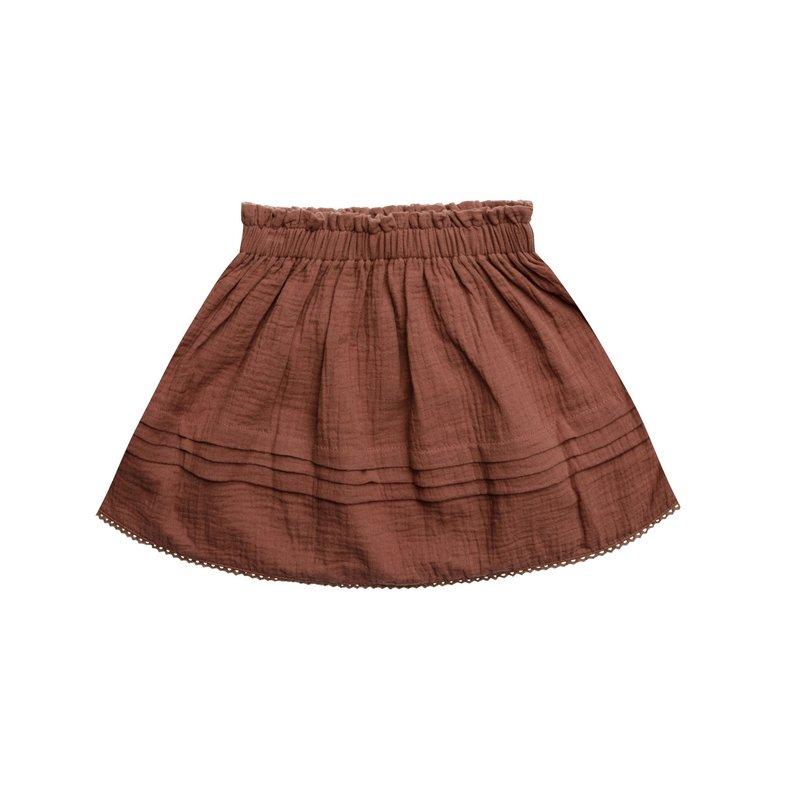 Rylee + Cru Simple Skirt