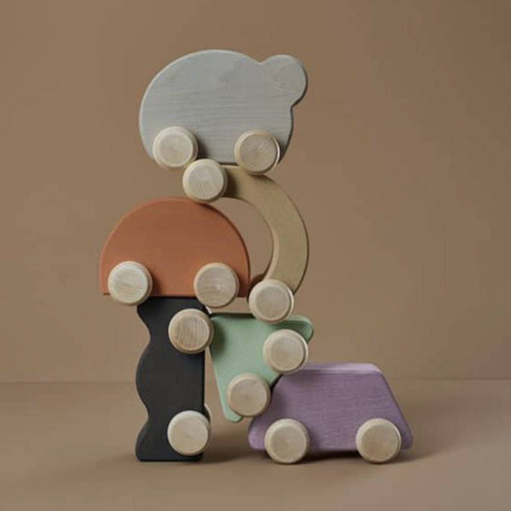 Raduga Grëz Toy Car Color Sea Foam