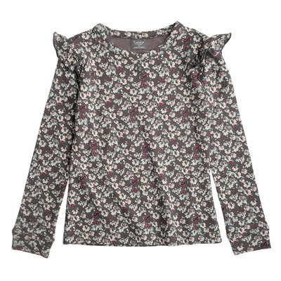 Tocoto Vintage Baby Todler Flowers Blouse