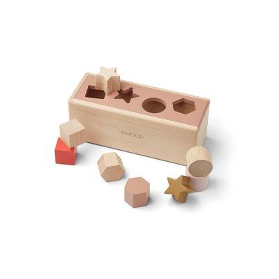 Liewood Puzzle Box Rose