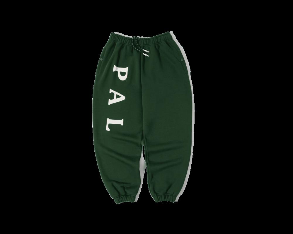 PAL Jock sweatpants varsity green