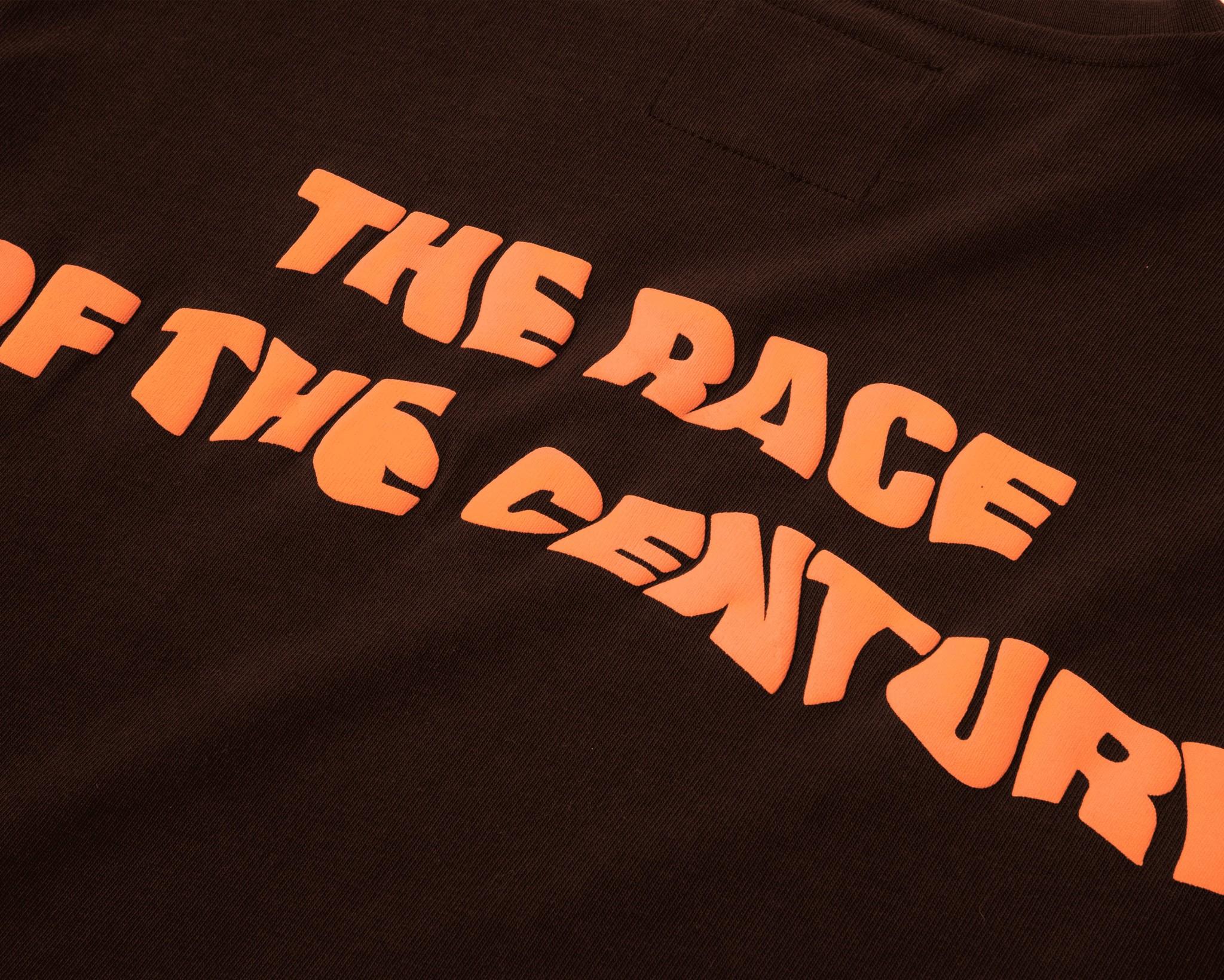 PAL Race of the century ls deep brown