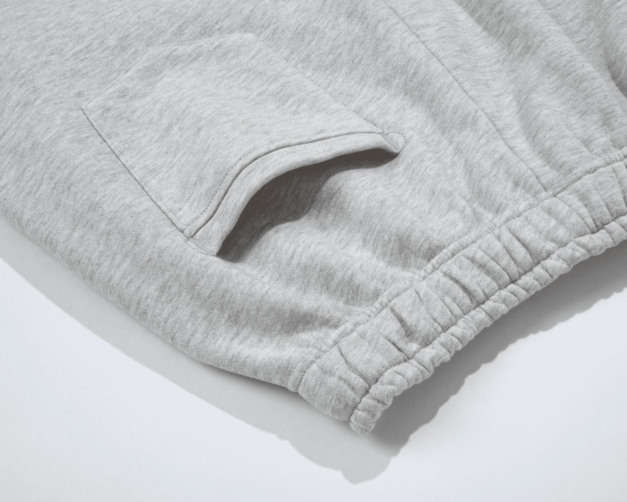 PAL Jock sweatpants light gray marl