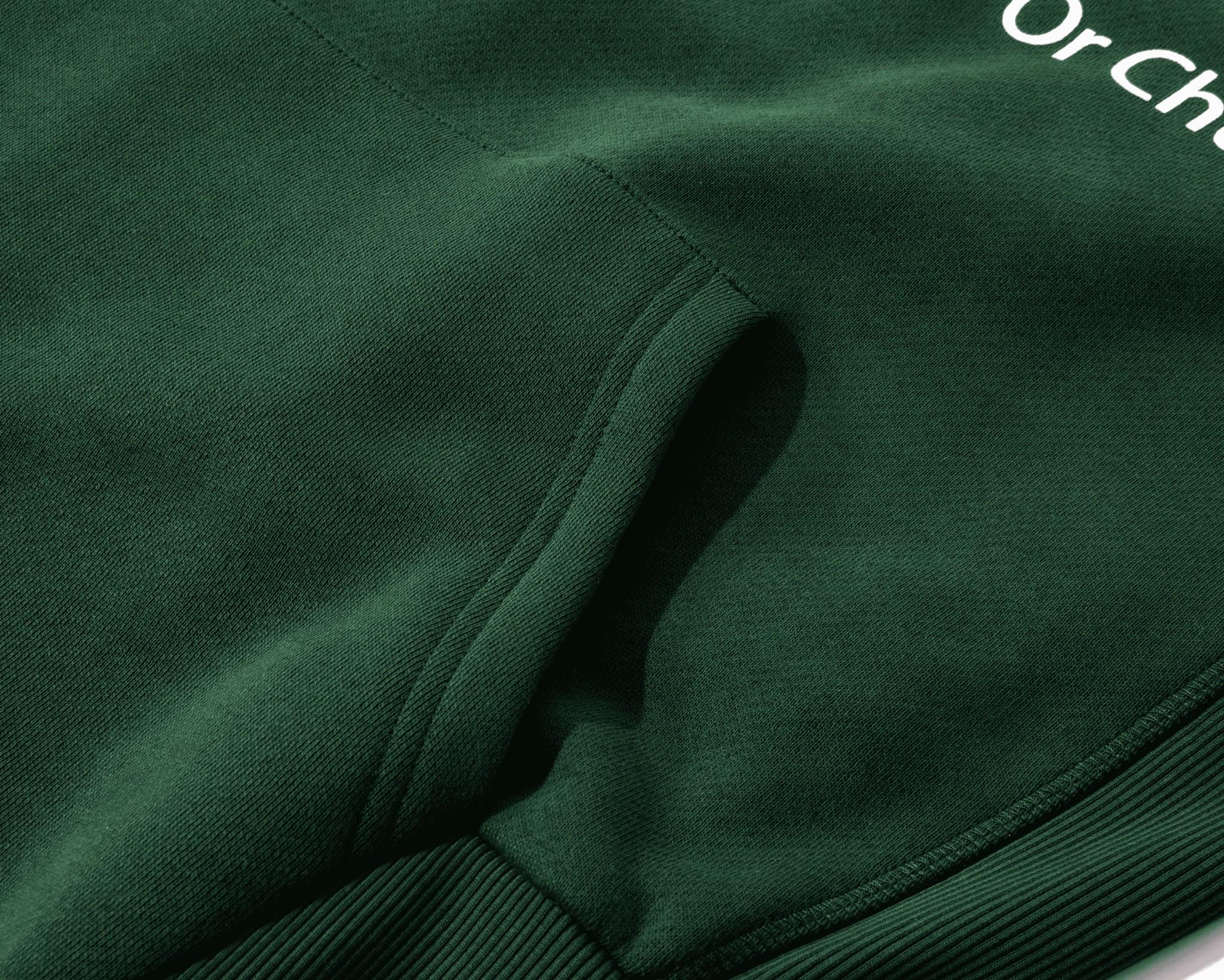 PAL Jock hoody varsity green