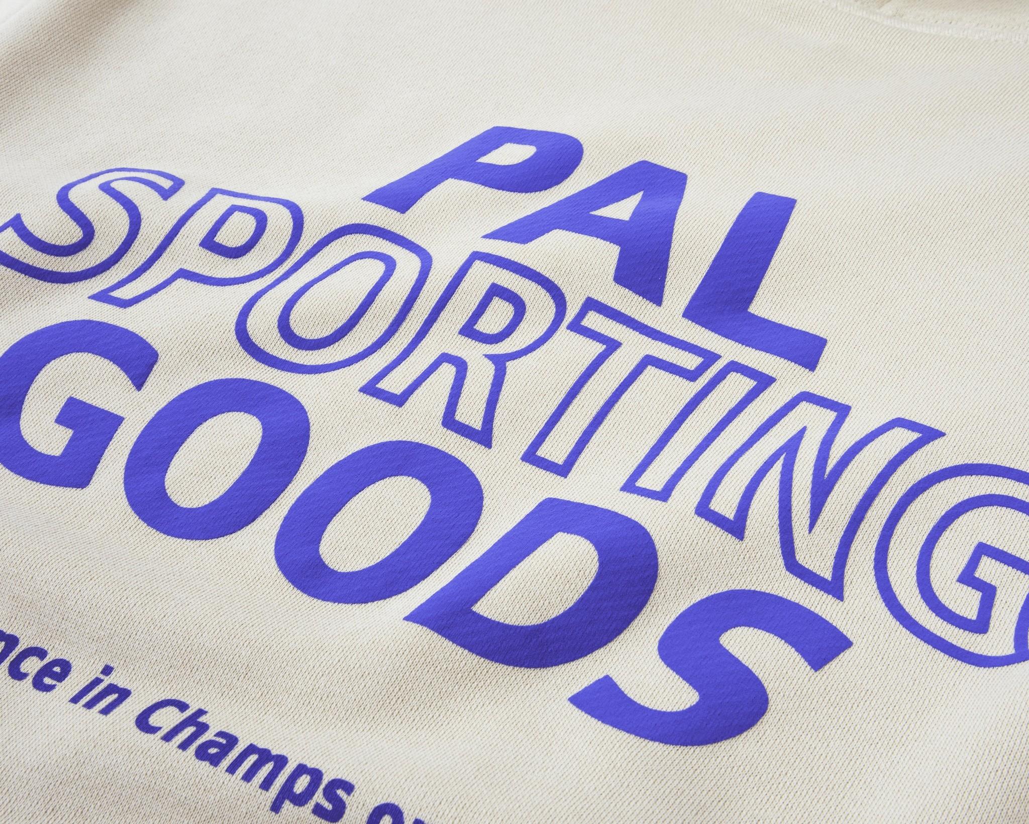 PAL Trademark hoody marshmellow