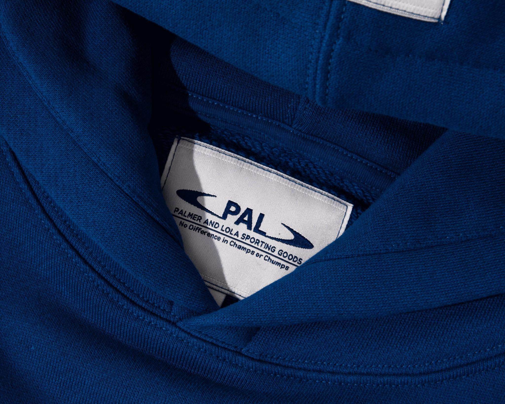 PAL Trademark hoody deep navy