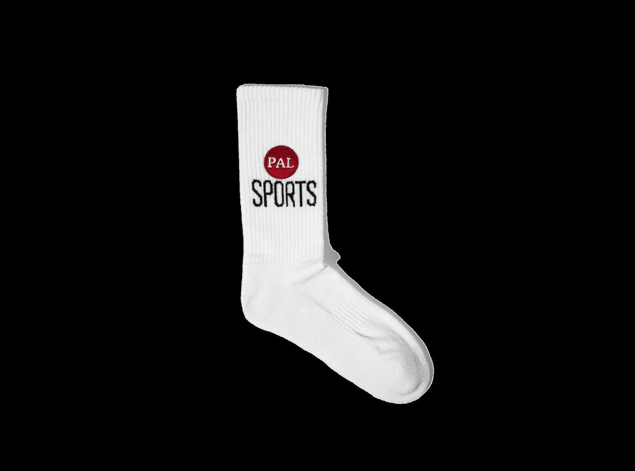 PAL Broadcast sock white