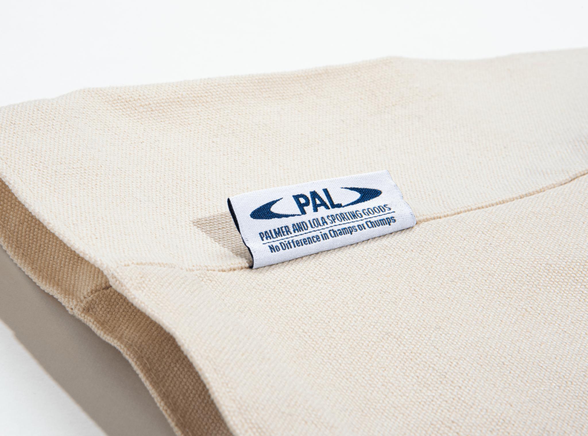 PAL Pal Jock canvas bag marshmallow/blue