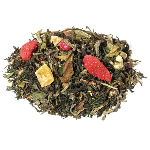 LOVE4TEA Witte thee fruit-kruidenmelange - Drakenwijsheid