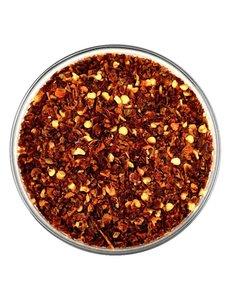 KRUIDEN-SPECERIJEN.NL Jalapeno Chili rood flakes 3-6mm (vlokken)