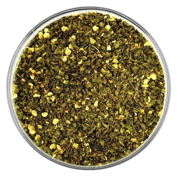 KRUIDEN-SPECERIJEN.NL Jalapeno Chili groen flakes 3-6mm (vlokken)