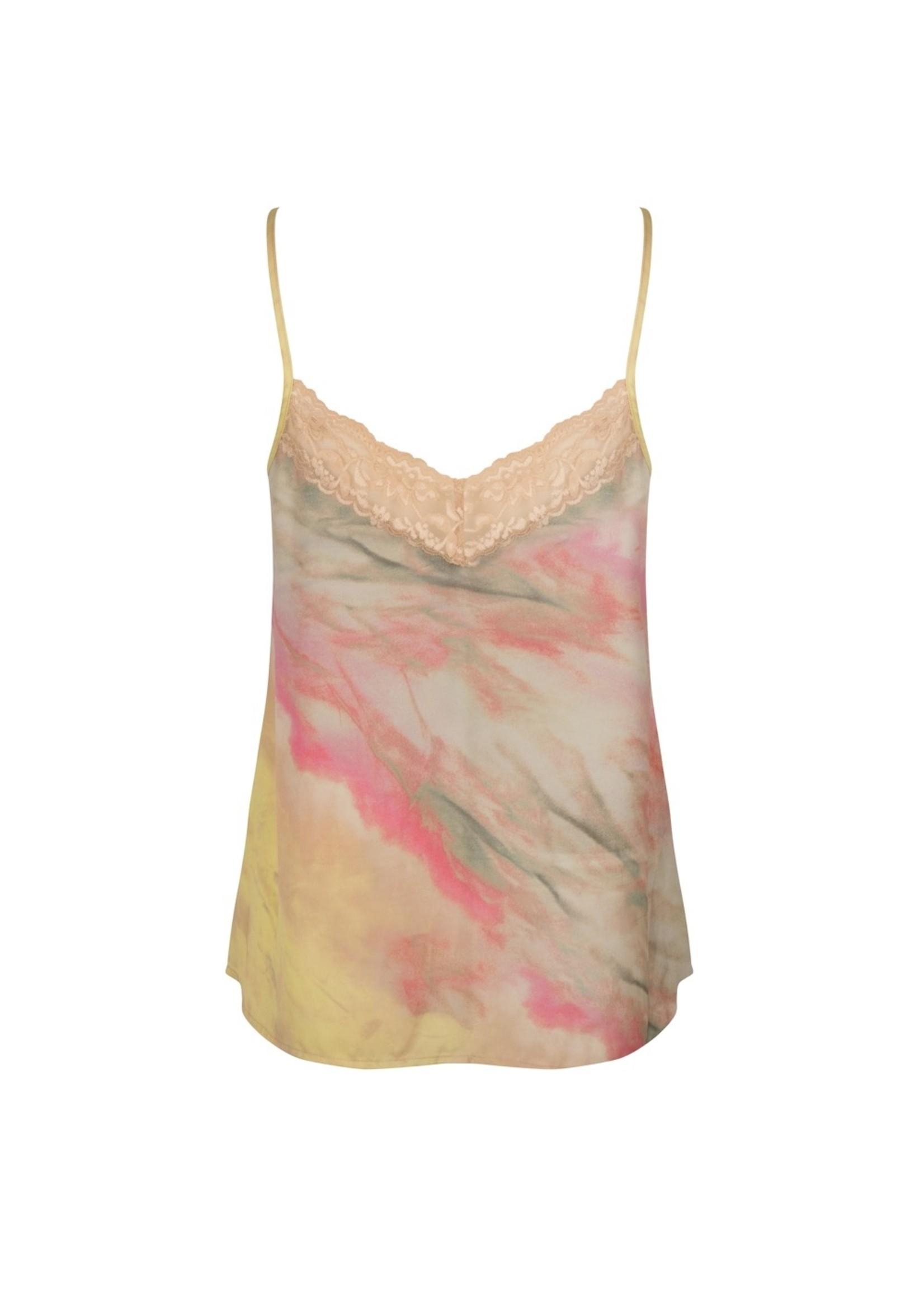 Esqualo Camisole blurred print
