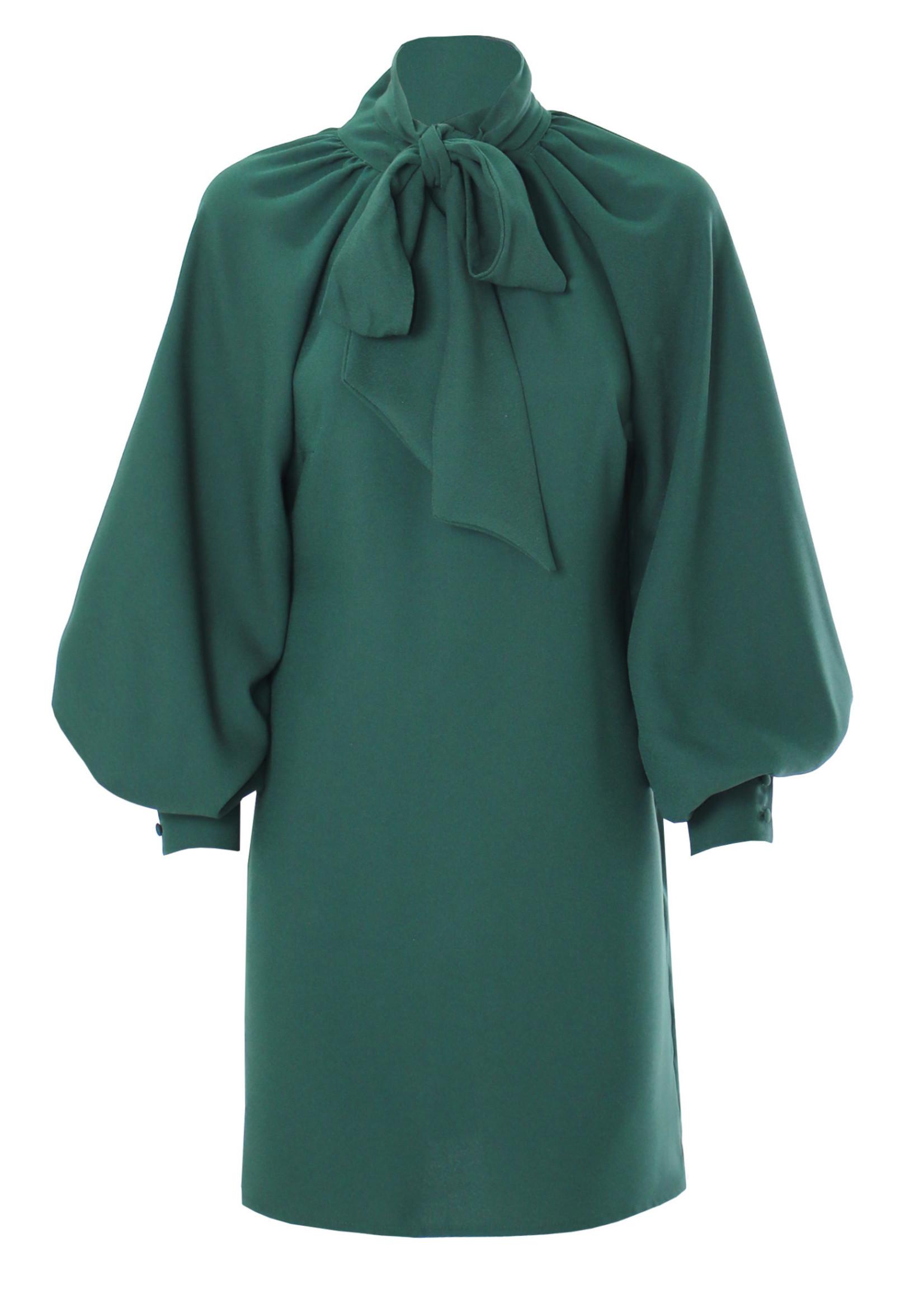 Kocca LAPIS DRESS Dark Green