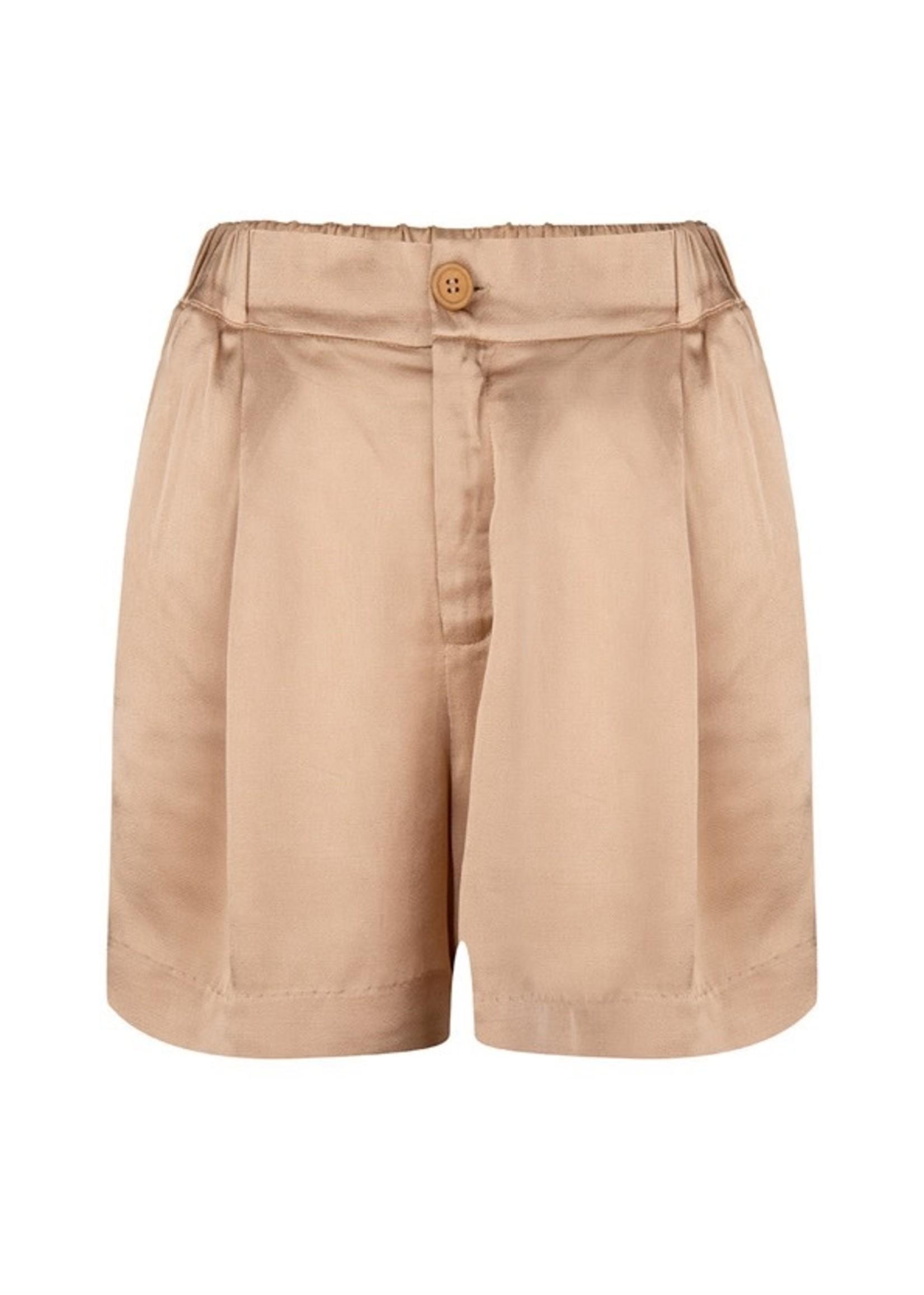 Esqualo Shorts wide Sand