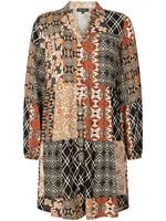 Tramontana Dress Quilty Print