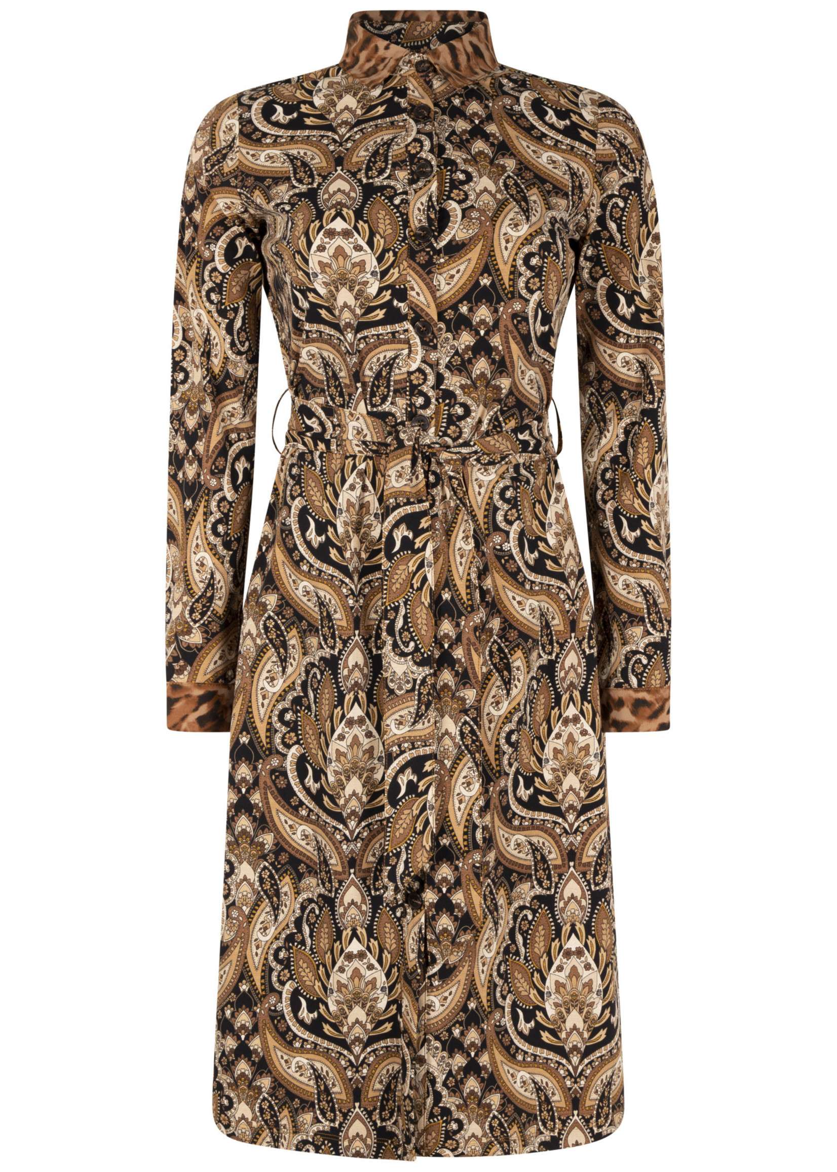 Tramontana Dress Travel Mirrored Orn. Prt. Mix