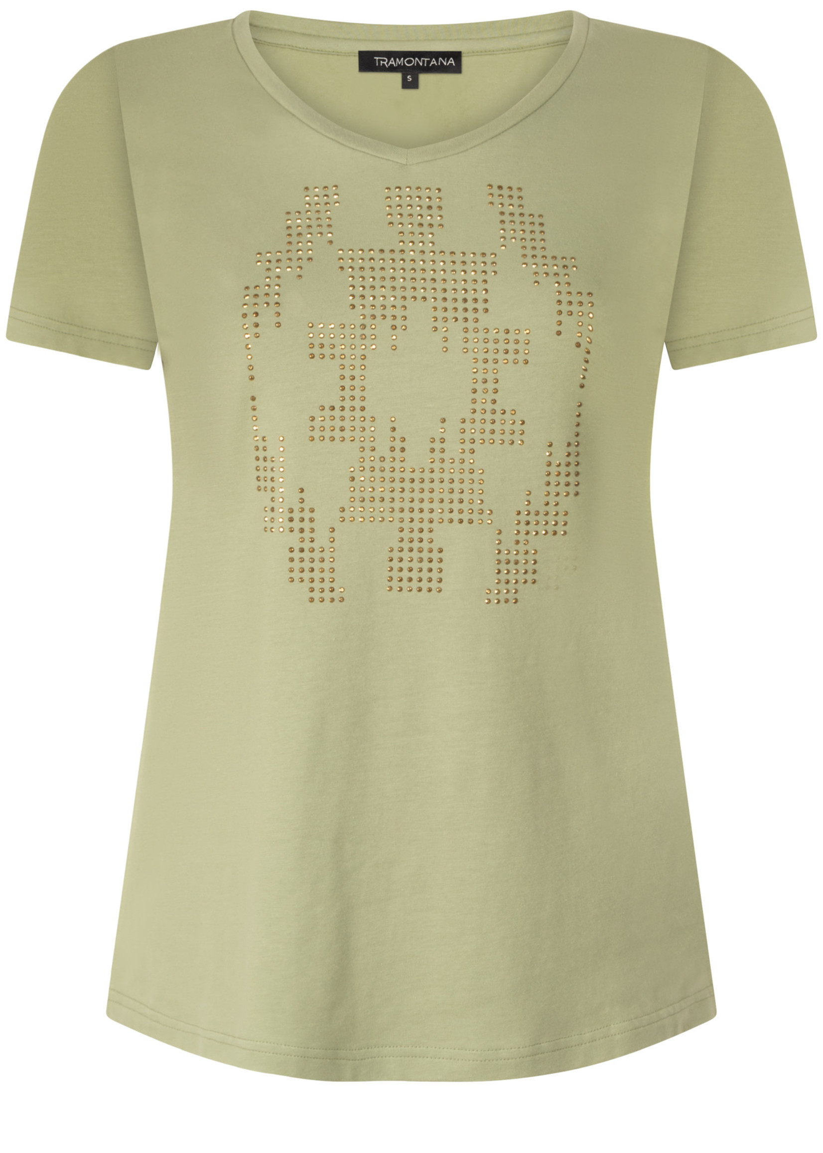 Tramontana T-Shirt Studs Figure