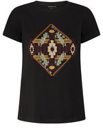 Tramontana T-Shirt Kilim Artwork