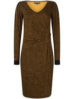 Tramontana Dress Dazzling Tones Print