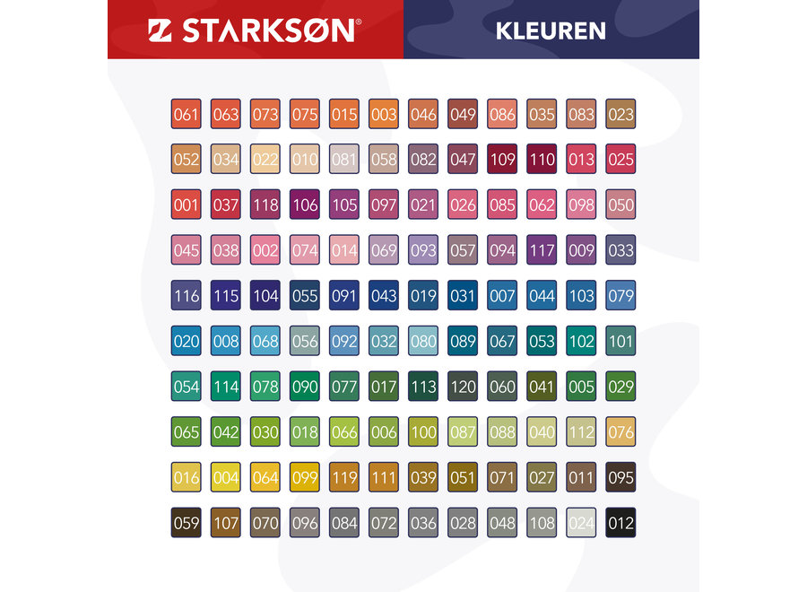 STARKSØN® XXL Professioneel 145-Delige Potloden Tekenset incl. Kleurpotloden, Tekenpotloden, Schetspotloden, Schetsboek & Accessoires