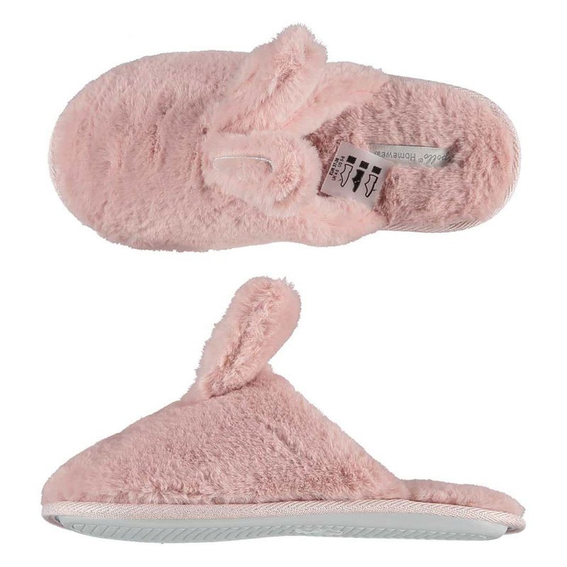 Apollo Zachte Bunny pantoffels dames home