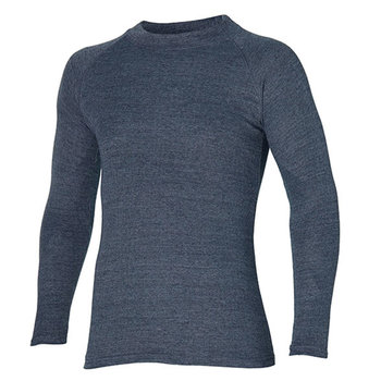 Heatkeeper long sleeve heren thermo shirt antraciet