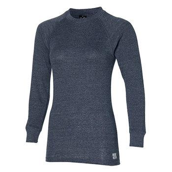 Heatkeeper long sleeve dames thermo shirt antraciet