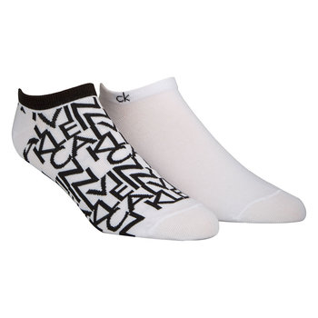 Calvin Klein Trendy heren sneakersokken 2-pack