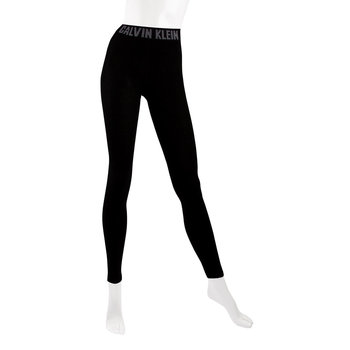 Calvin Klein Katoenen dames legging met Kara modern logo