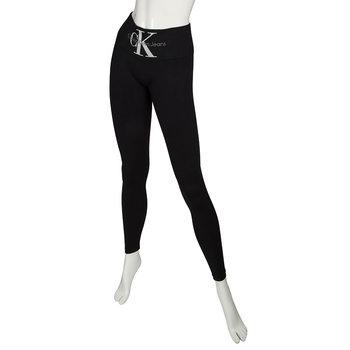 Calvin Klein Microfiber dames legging met hoge taile