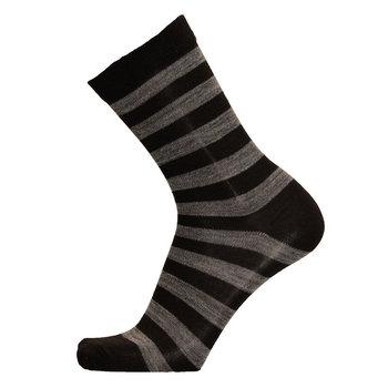 UphillSport Gestreepte nette merino sokken