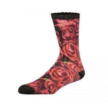 Sock my feet Sock my rose of love damessokken