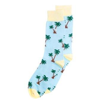Alfredo Gonzales Stylisch palmboom katoenen damessokken