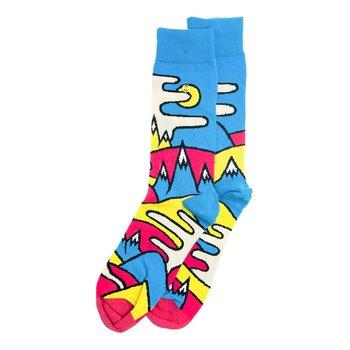 Alfredo Gonzales Trendy picasso katoenen sokken