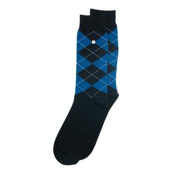 Alfredo Gonzales Geruite nette wall street sokken
