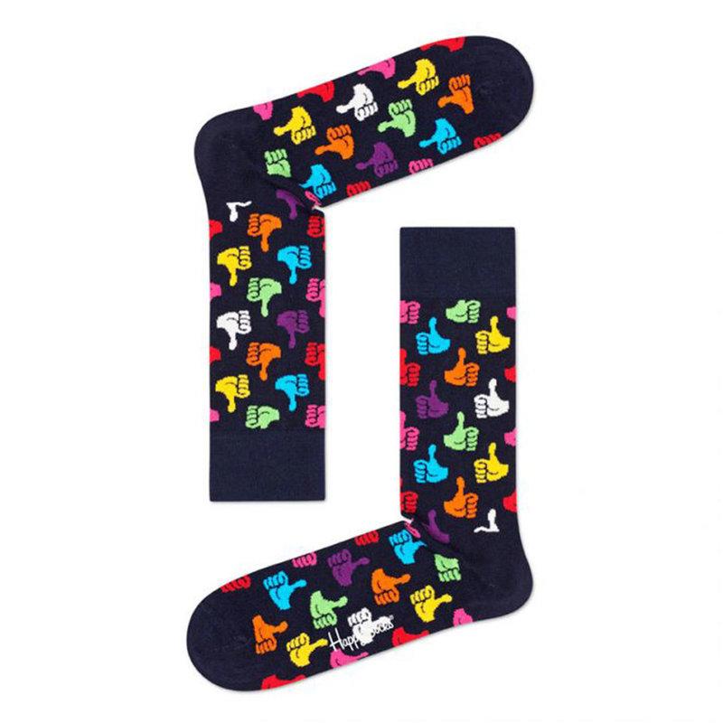 Happy Socks Thumbs up katoenen sokken