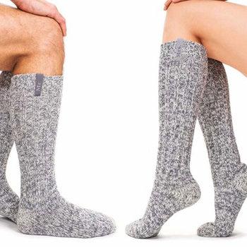 SOXS Noorse wollen sokken duo giftbox 2-pack