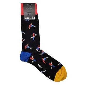 Dilly Socks Organisch katoenen Goofy sokken