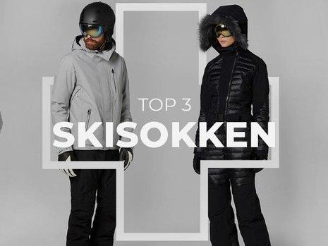 De 3 Beste Skisokken voor komend Ski Seizoen!