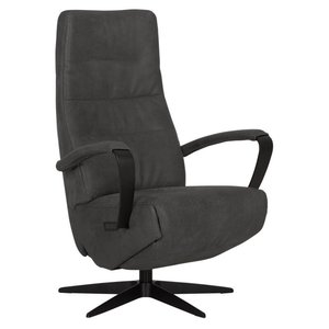 Relaxfauteuil Dawa   Lage rug