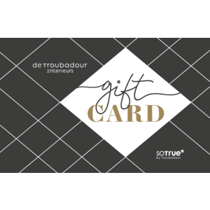 So True by Troubadour Giftcard 10 euro