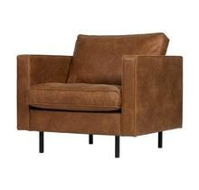Home Lounge Chair Cognac